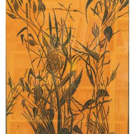 Koppány Attila festőművész - Növények