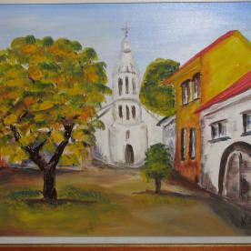 Kupai Ildikó - Kecske templom